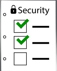 3 Simple Ways to Improve Business Security Image