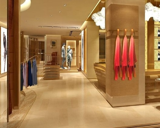 Infront Group Luxury Retail Store